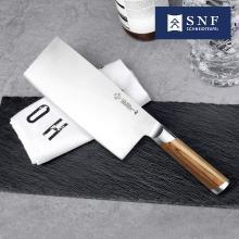 施耐福SNF  MS1極系列7寸菜刀片刀不銹鋼菜刀