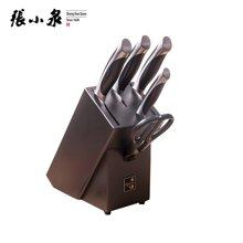 張小泉啟航刀具套裝廚房家用不銹鋼全套切菜刀斬骨刀切片刀D30550100