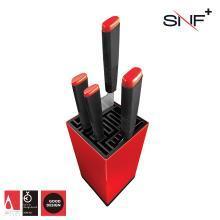施耐福SNF a-maze系列迷宮五件套(紅色)