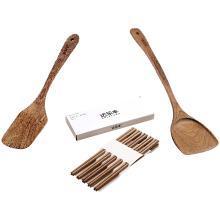 達樂豐雞翅木筷勺組合裝3件套