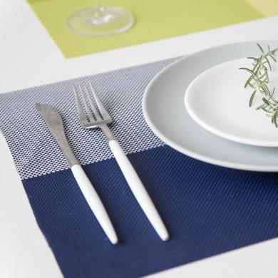 摩登主婦隔熱墊西餐墊pvc餐墊防燙碗墊日式餐墊杯墊防水塑料餐墊