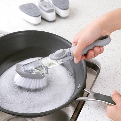 SSGP  長柄鍋刷 家用 洗鍋刷廚房用刷洗碗刷清潔刷除油