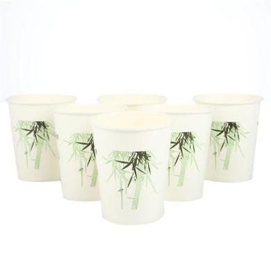 $新鲜生活(竹纤维)纸杯双排(230ml*50只)