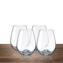 RONA洛娜侍酒司多用途酒杯4件套4221  330-4斯洛伐克進口水晶