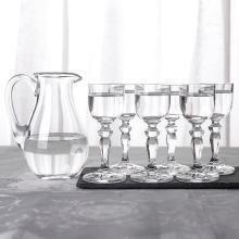 RONA洛娜茅臺杯七件套RN-W001M斯洛伐克進口水晶白酒杯