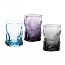 意大利进口波米欧利索珍特彩色水杯3件套 ACTB- S024S