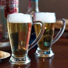 意大利波米欧利进口巴伐利亚 啤酒对杯(中号) 1.33430—2