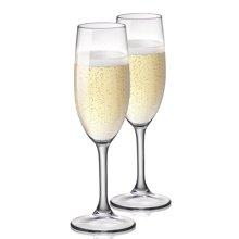 意大利進口波米歐利薩拉香檳杯2件裝ACTB-J015S