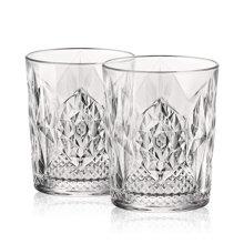 意大利進口波米歐利寶石水杯2件套(威士忌)S034S