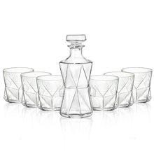 意大利进口波米欧利卡斯欧匹酒樽酒杯7件套ACTB-J017K