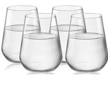 意大利进口波米欧利意纳多水晶水杯4件套ACTB-S098Y