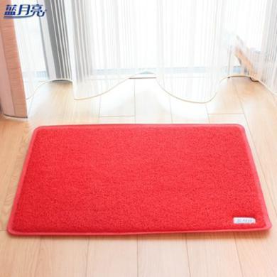 浴室 門口 紅色防滑地墊