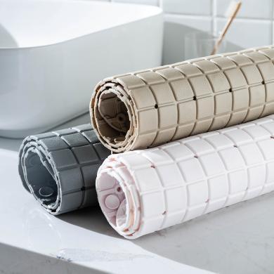 摩登主婦浴室防滑墊 衛生間家用地墊 衛浴洗澡腳墊廁所地墊PVC墊