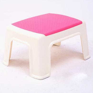 塑料凳子加厚成人換鞋凳兒童矮凳浴室凳方凳小板凳餐桌凳家用