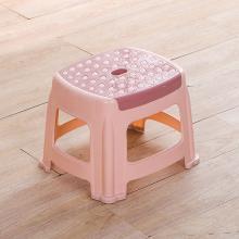 塑料凳子家用加厚朔料登子客厅胶凳板凳餐桌高凳简约经济小号矮凳