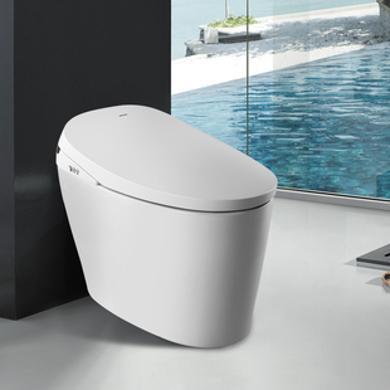JOMOO九牧智能馬桶一體式即熱式全自動多功能智能座便器Z1S550