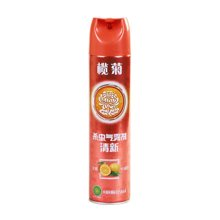 榄菊杀虫气雾剂 (柠檬)(600ml)