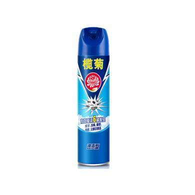 欖菊殺蟲氣霧劑(速殺)(600ml)