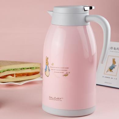 英國比得兔真空玻璃保溫水壺大容量暖水壺熱水瓶開水瓶