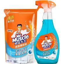 威猛先生玻璃清洁剂((500g+420g))