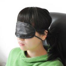 简约睡眠眼罩 遮光眼罩旅行午休睡眠用 无痕透气午睡遮光游戏眼罩