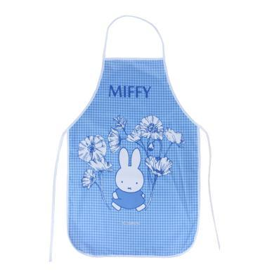 米菲防水圍裙 成人圍裙餐廳廚房咖啡廳廚師圍裙簡約防水防油