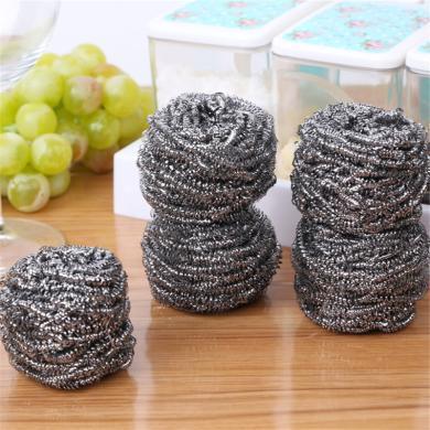 美麗雅 金屬鋼絲球 20g*5個 特惠裝 家用廚房清洗用品