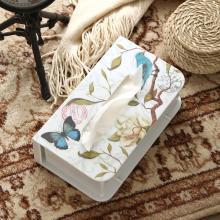 愛屋格林抽紙盒客廳 時尚創意家居歐式抽屜式紙巾盒收納盒家用