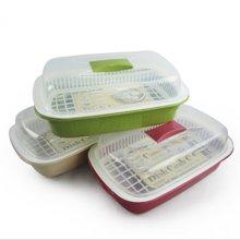 厨房碗碟沥水架双层沥水滴水碗架沥水架 碗柜