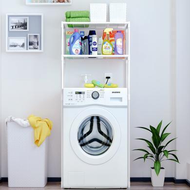索爾諾  浴室洗衣機置物架 衛生間馬桶架廁所整理架落地收納層架子Z702
