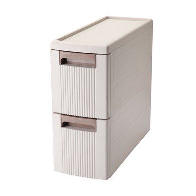 阡佰家 日式現代簡約型收納箱 大容量收納抽屜柜BY-6300