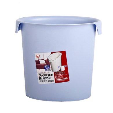 愛麗思IRIS 塑料垃圾桶帶掛鉤式創意客廳垃圾桶 方便套垃圾袋DO-6