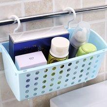 收納筐迷你塑料吊籃自由旋轉浴室衛生間洗漱用品收納掛籃