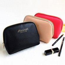 手拿包便攜小號化妝包 韓國旅行防水洗漱收納整理大容量女士方袋