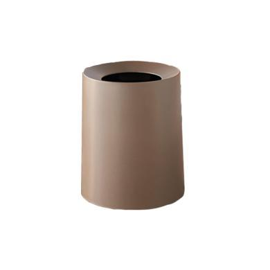 家立佳6233圓形垃圾桶ABS+PP(四色可選)