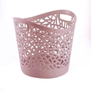大號塑料臟衣簍浴室洗衣籃客廳玩具收納籃手提臟衣服臟衣籃
