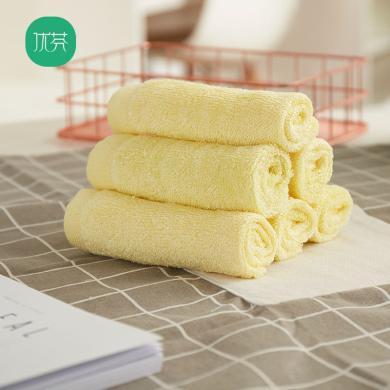 優芬 木纖維洗碗巾家用不易掉毛不沾油抹布廚房去油吸水加厚刷碗布