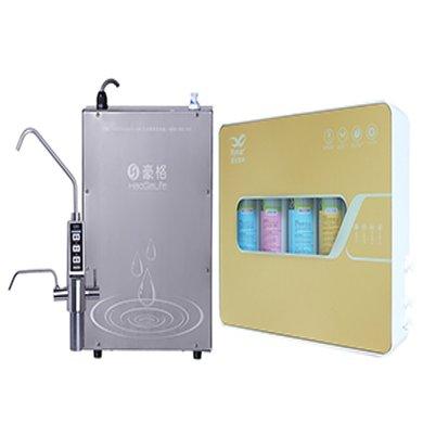 深水海纳净水器1508豪格家用碱性厨下电解水机水龙头净水器 HG-601