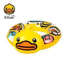 B.DUCK正版小黄鸭 立体泳圈
