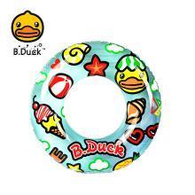 B.DUCK正版小黃鴨 泳圈