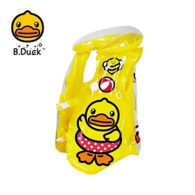 B.DUCK正版小黃鴨 游泳背心