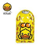 B.DUCK正版小黄鸭 充气浮排