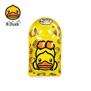 B.DUCK正版小黃鴨 充氣浮排
