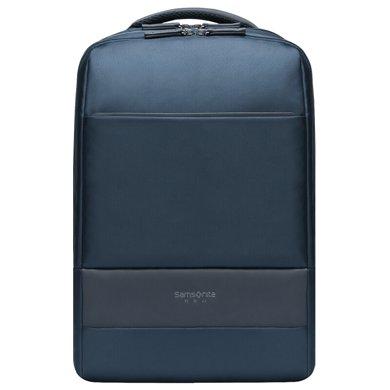 新秀丽Samsonite都市商务休闲双肩包 14英寸时尚男背包电脑包BU1