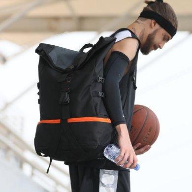 香炫兒XIASUAR 時尚潮流籃球背包男大容量雙肩包電腦包學生書包運動旅行包