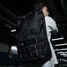 香炫儿XIASUAR 街头潮牌双肩包男大容量背包大学生书包旅行登山包行李包袋