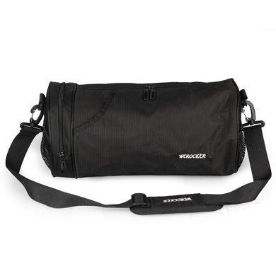 香炫兒XIASUAR 旅行包男行李包女手提行李袋大容量圓筒挎包運動包輕便健身手提袋