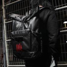 香炫儿XIASUAR 欧美街头潮牌背包大容量双肩包户外旅行登山包电脑学生书包