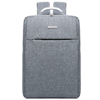 香炫兒XIASUAR 雙肩包男背包休閑多功能男士商務15.6寸電腦包大容量簡約旅行出差