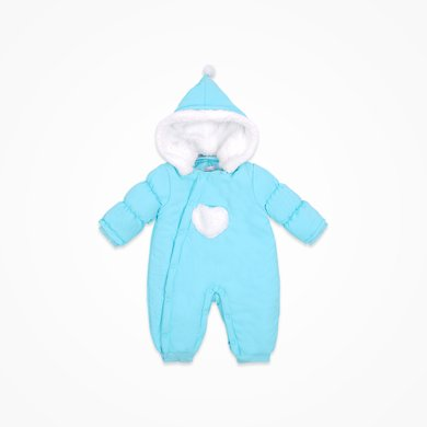 丑丑婴幼 女宝宝可爱棉哈?#38706;九?#31461;保暖哈衣、爬服、连体衣3个月-1岁半  CIE050T